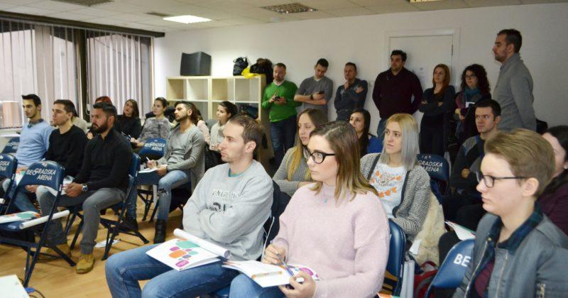 Zvanično otvorena Akademija omladinske politike!