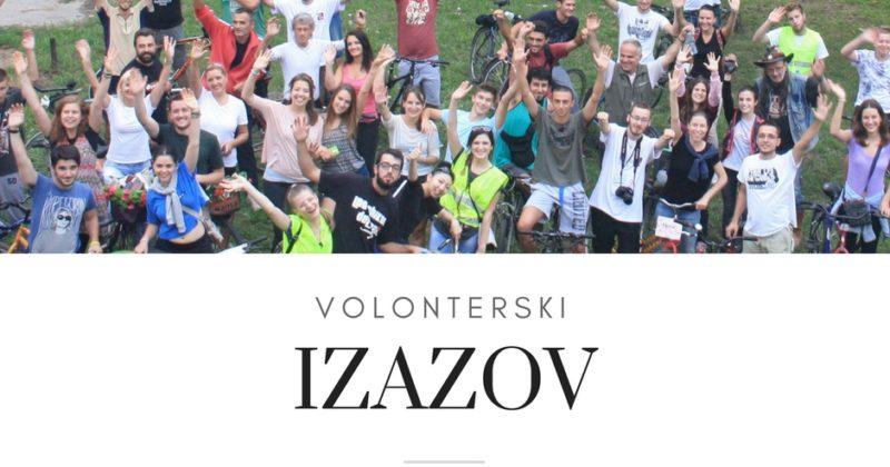 Volonterski Izazov: Otvoren konkurs za volonterske akcije