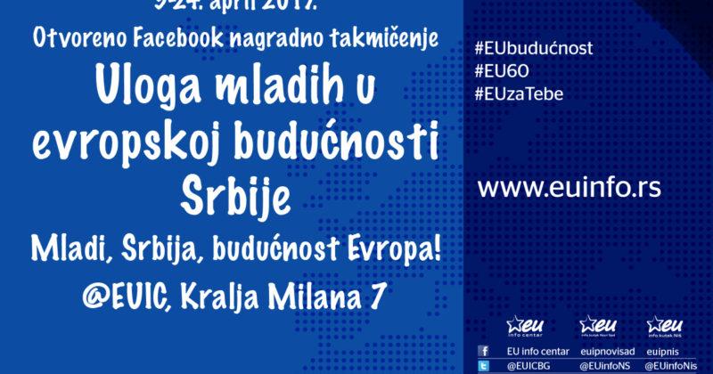 Mladi – budućnost Srbije u Evropi