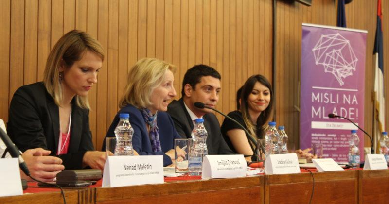 Održan najveći forum omladinske politike u 2017. godini
