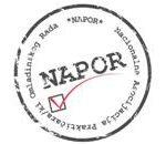NAPOR logo 160x130