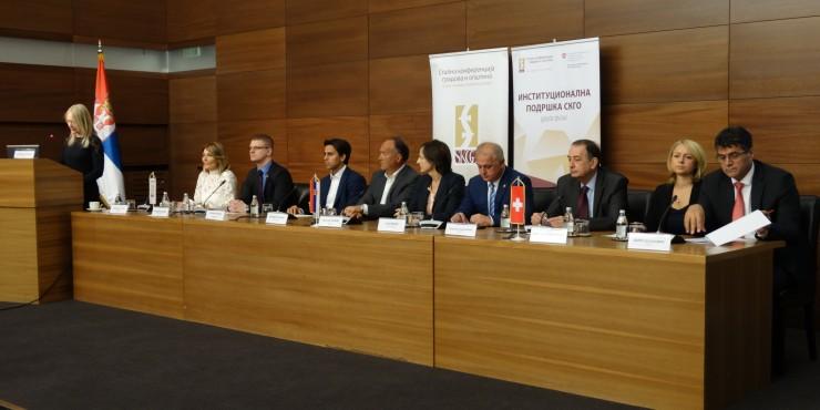"""Međunarodna konferencija """"Mladi u svim politikama na lokalnom nivou"""""""