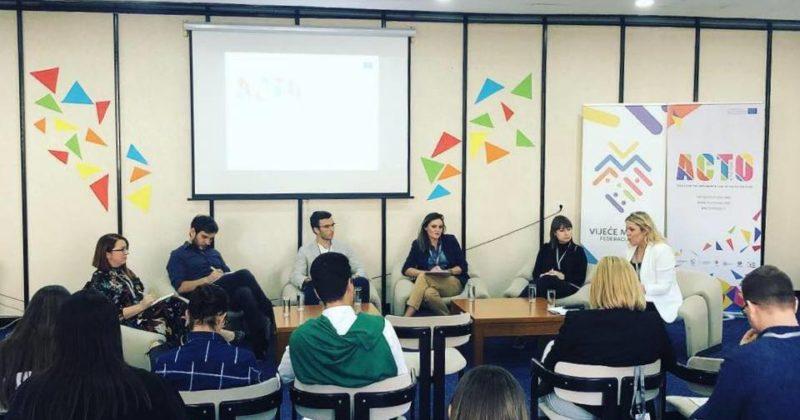 Delegacija KOMS-a učestvovala na ACTO konferenciji u Sarajevu