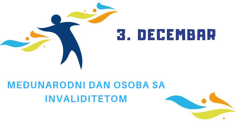 Za jednaka prava: Međunarodni dan osoba sa invaliditetom