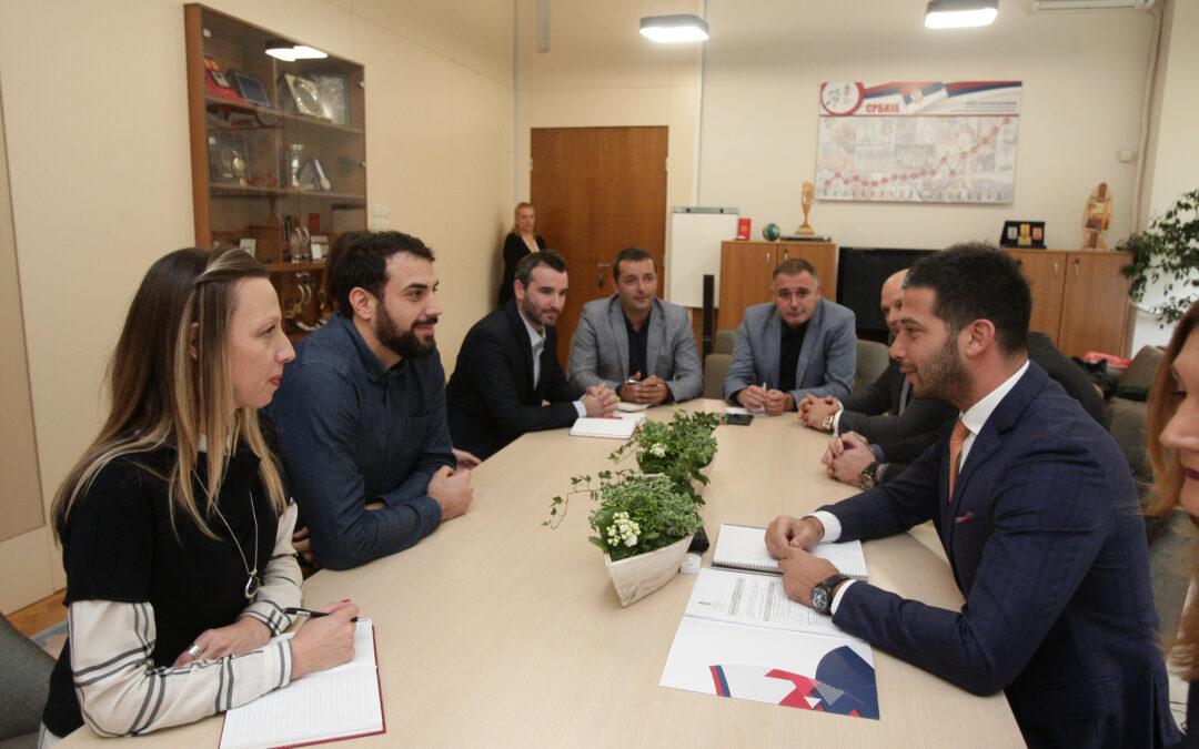 Održan sastanak predstavnika/ca KOMS, NAPOR i NKZM sa ministrom Udovičićem