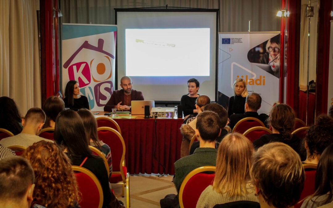 Mladi protiv zločina iz mržnje – održane tri debate u novembru