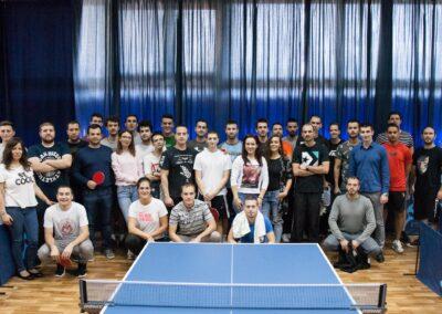 Humanitarni turnir u stonom tenisu