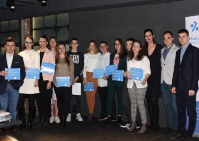 Svecanost obelezavanja godinu dana rada fondacije - Sa mladim talentima
