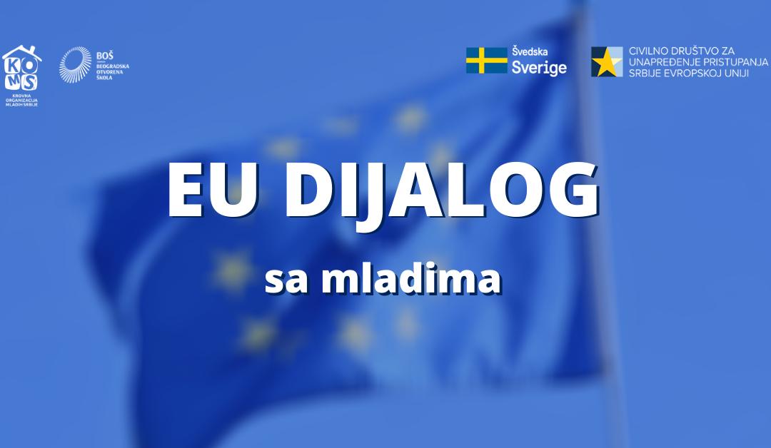 EU dijalog sa mladima: održan regionalni sastanak