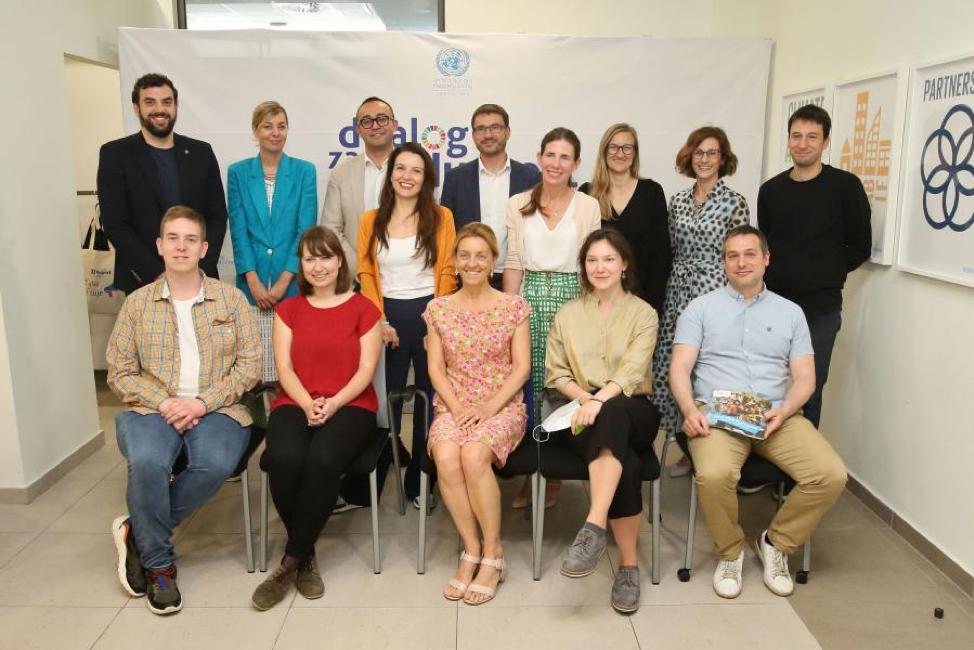 """KOMS, mladi i regionalna saradnja – ,,Dijalog za budućnost"""""""