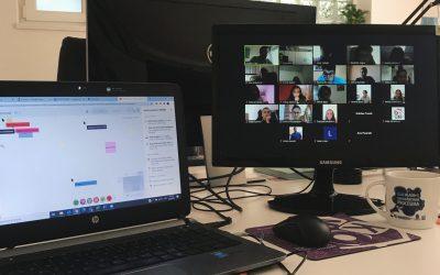 Realizovan prvi deo digitalne razmene mladih: Moj svet zavisi od nas