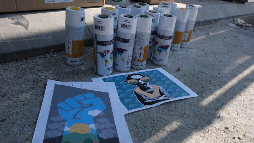 #Odlučionice: murali za lepši i aktivniji Boljevac