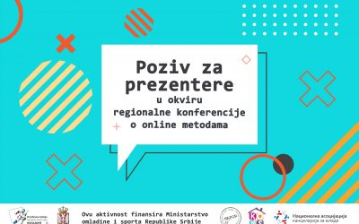 POZIV: Prezenteri/ke digitalnih metoda/alata na regionalnoj konferenciji o online metodama