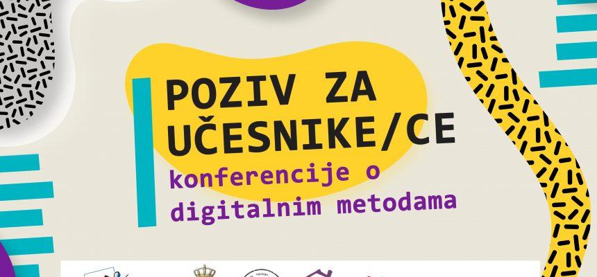 POZIV: Učesnici/ce konferencije o online metodama