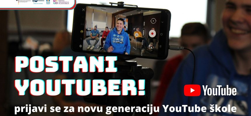 YOUTUBE ŠKOLA 2.0