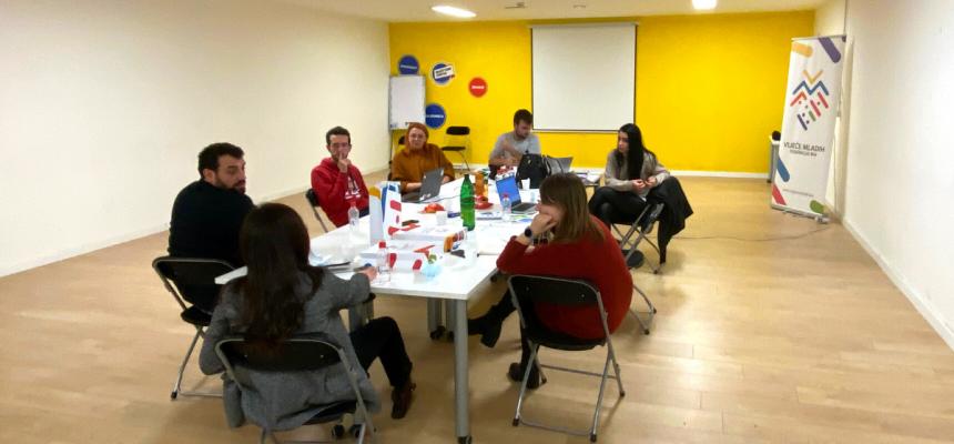 Poseta Sarajevu i Vijeću mladih Federacije Bosne i Hercegovine