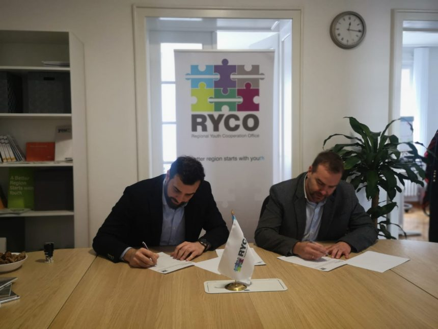 KOMS Signs Memorandum of Understanding with Regional Youth Cooperation Office (RYCO)