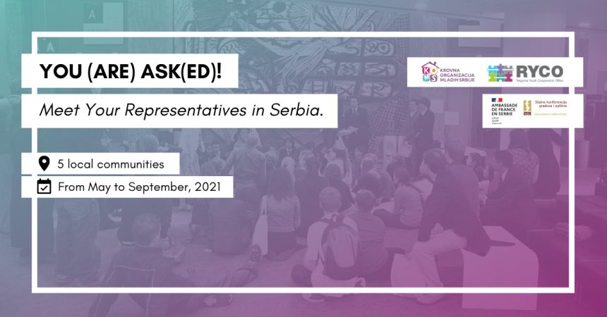 Meet Your Representatives in Serbia. You (Are) Ask(ed)!