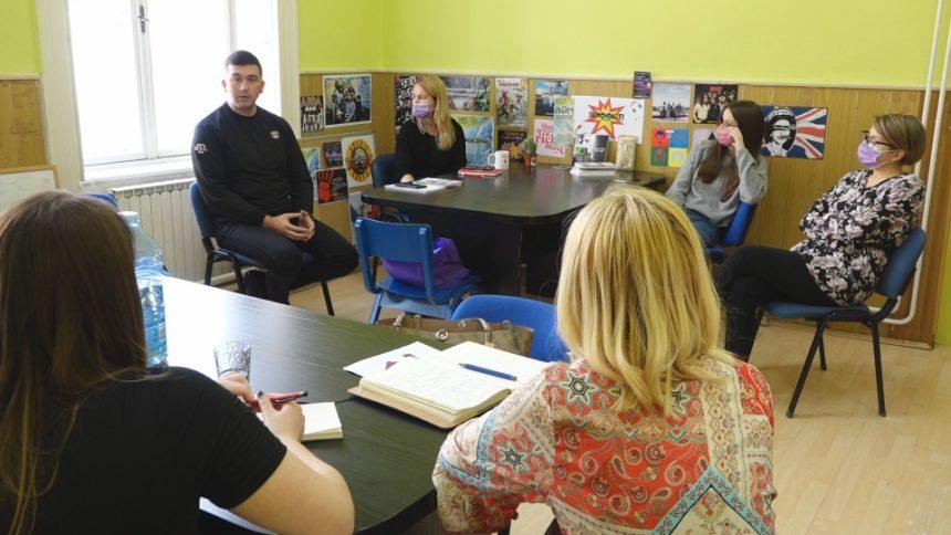 KOMS u poseti BUM-u: Omladinska politika je pitanje institucija, a ne pitanje pojedinca