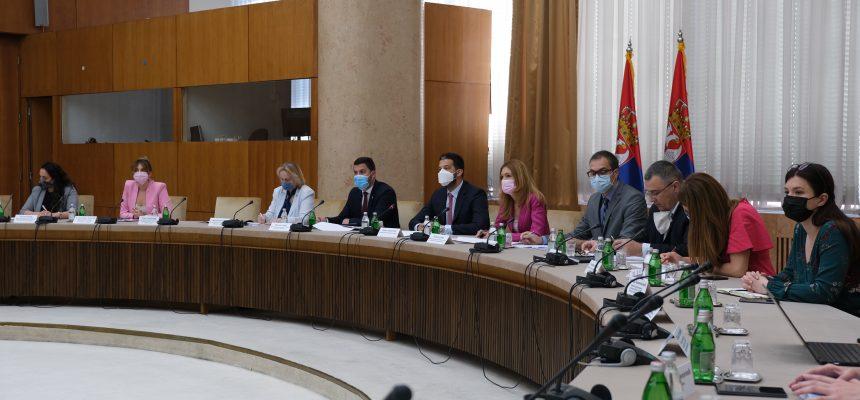 Saopštenje: Formiran Stalni stručni tim za EU dijalog mladih