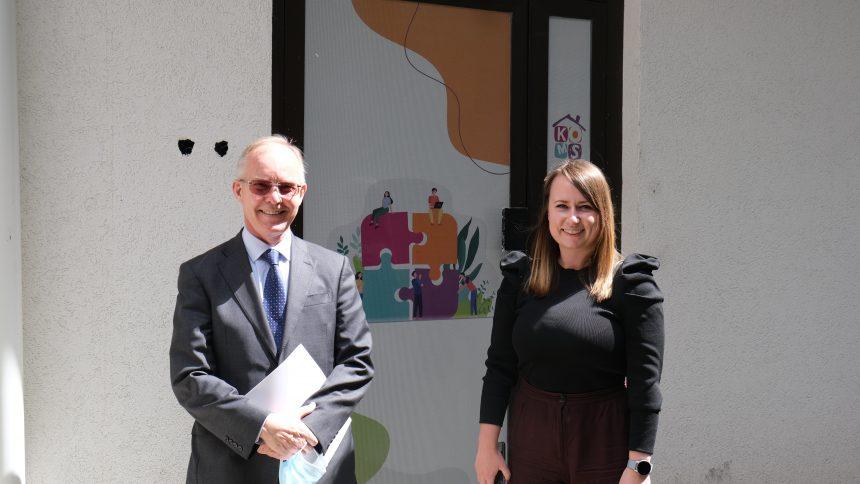 KOMS: Poseta šefa Misije OEBS-a u Srbiji