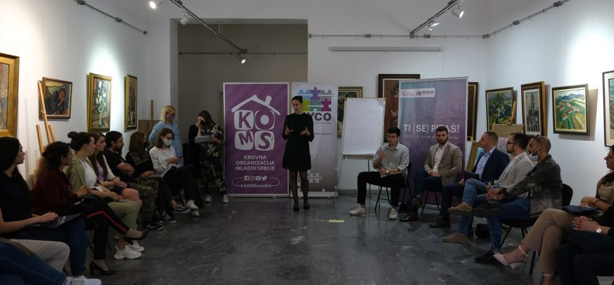 Mladi iz Prokuplja razgovarali sa svojim predstavnicima