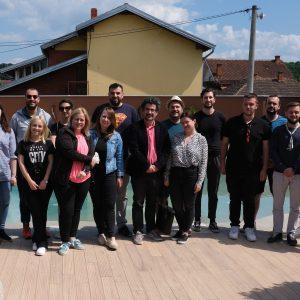 Strateško planiranje Krovne organizacije mladih Srbije