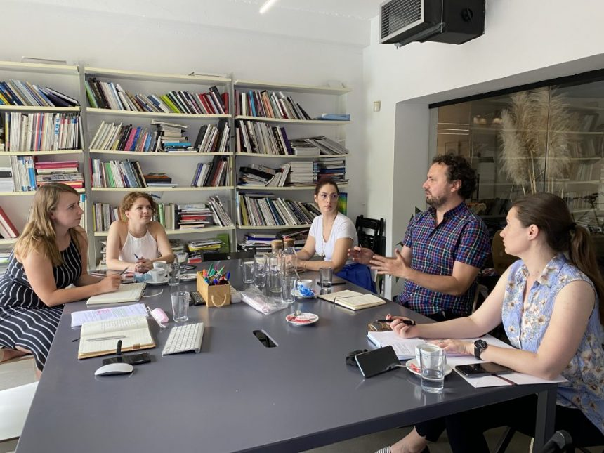 The first meeting of the Permanent Expert Team for EU Dialogue with Youth was held