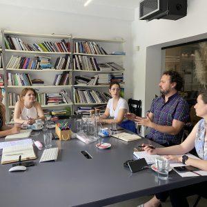 Održan prvi sastanak Stalnog stručnog tima za EU dijalog sa mladima