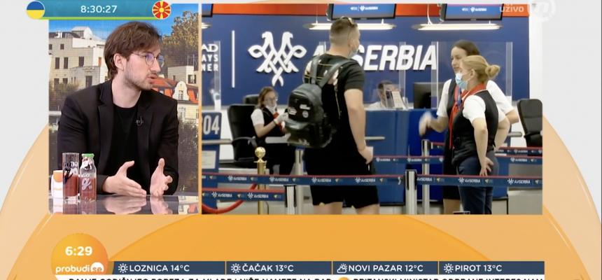 Uroš Savić Kain: Zašto mladi (manje) odlaze iz Srbije?