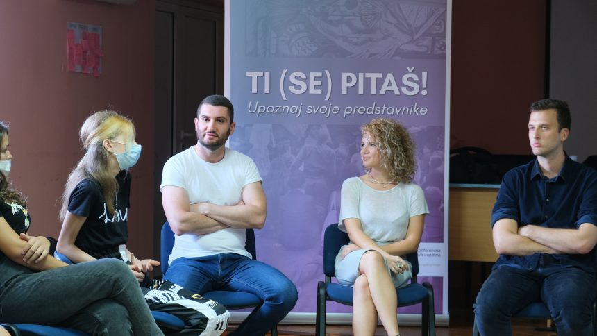 """Završene posete gradovima u Srbiji u okviru događaja """"Upoznaj svoje predstavnike. Ti (se) pitaš!"""""""