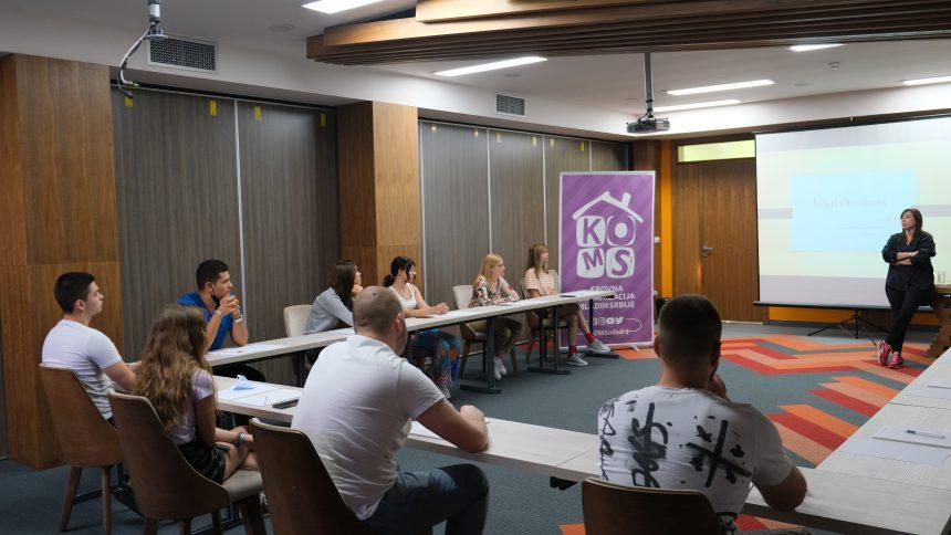 InterCOOLtural future: održani trening i ulična akcija