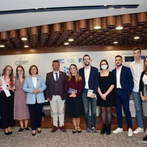 KOMS Representatives participated in the Tirana Connectivity Forum 2021